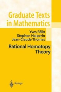 Rational Homotopy Theory