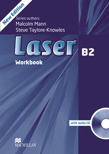 Laser B2. Workbook with Audio-CD without Key