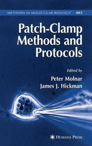 Patch-Clamp Methods and Protocols