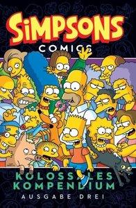 Simpsons Comics Kolossales Kompendium