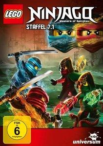 LEGO Ninjago Staffel 7.1