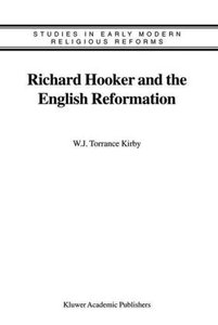 Richard Hooker and the English Reformation