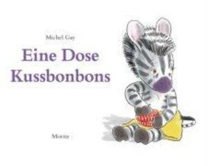 Eine Dose Kussbonbons