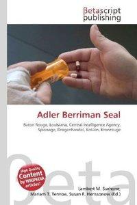 Adler Berriman Seal