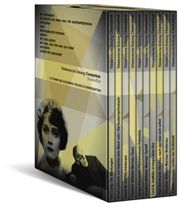 SZ Cinemathek: Stummfilm 10 DVDs