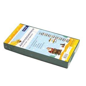 Adventsboxenkette zum Befüllen für Kinder