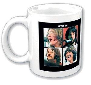 The Beatles Boxed Mug: Let it be