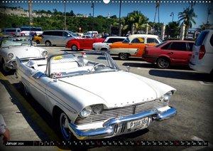 Ganz in Weiß - Elegante Oldtimer auf Kuba