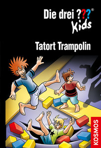 Die drei ??? Kids, 71, Tatort Trampolin.