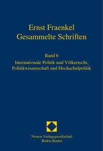 Ernst Fraenkel - Gesammelte Schriften 6