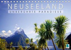 Neuseeland: unberührte Paradiese