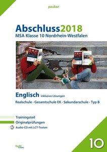 Abschluss 2018 - Mittlerer Schulabschluss Nordrhein-Westfalen En
