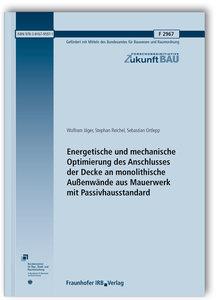 Energetische und mechanische Optimierung des Anschlusses der Dec