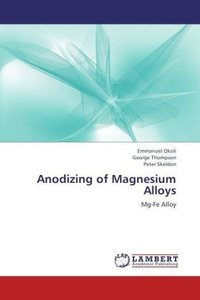Anodizing of Magnesium Alloys