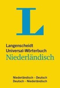 Langenscheidt Universal-Wörterbuch Niederländisch - mit Tipps fü