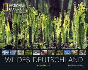 NATIONAL GEOGRAPHIC: Wildes Deutschland 2018