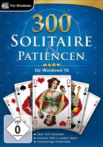 300 Solitaire & Patiencen für Windows 10