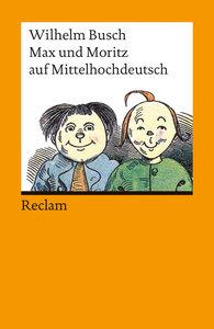 Max und Moritz auf Mittelhochdeutsch