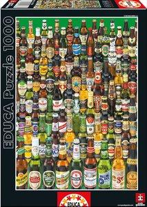 Puzzle Biere der Welt 1000 Teile