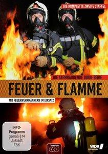 Feuer und Flamme - Mit Feuerwehrmännern im Einsatz. Staffel.2, 3