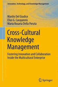Cross-Cultural Knowledge Management