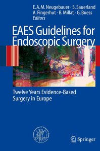 EAES Guidelines for Endoscopic Surgery