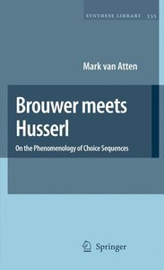 Brouwer meets Husserl