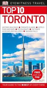 DK Eyewitness Top 10 Travel Guide Toronto