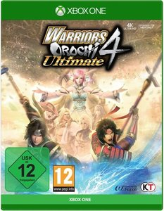 Warriors Orochi 4 Ultimate, 1 Xbox One-Blu-ray Disc