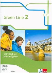 Green Line 2. Ausgabe Bayern. Heft mit Lösungen und CD-ROM Klass