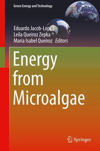 Energy from Microalgae