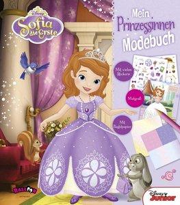 Sofia die Erste - Mein Prinzessinnen-Modebuch