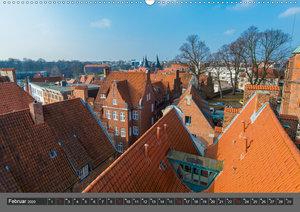 Die Hansestadt Lübeck