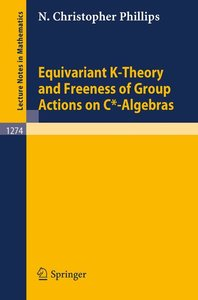 Equivariant K-Theory and Freeness of Group Actions on C*-Algebra