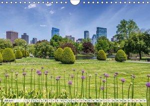 Stadtansichten aus Boston
