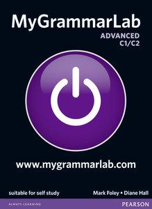 MyGrammarLab Advanced without Key and MyLab Pack