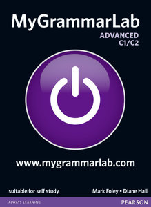 MyGrammarLab Advanced without Key and MyLab Pack