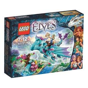 LEGO Elves 41172 Abenteuer mit dem Wasserdrachen