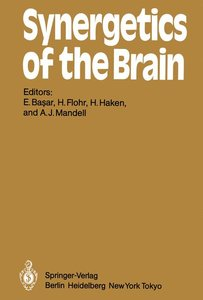 Synergetics of the Brain