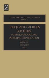 Inequality Across Societies