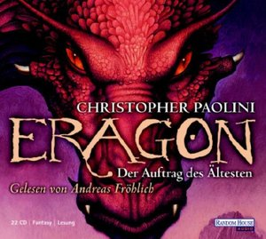 Eragon 02. Der Auftrag des Ältesten. 22 CDs