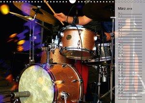 Schlagzeug onstage