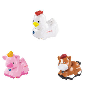 Tip Tap Baby Tiere - Set 4