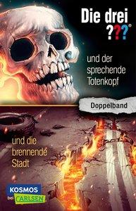 Die drei ???: und der sprechende Totenkopf / und die brennende S