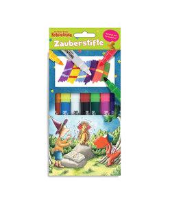 Der kleine Drache Kokosnuss - Magische Stifte