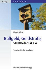 Bußgeld, Geldstrafe, Strafbefehl & Co.