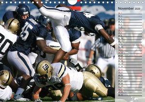 American Football - Touchdown (Wandkalender 2020 DIN A4 quer)