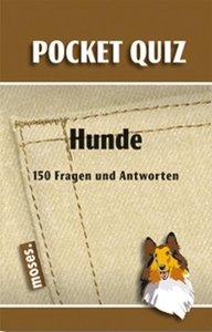 Pocket Quiz Hunde