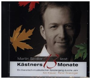 Kästners 13 Monate / CD