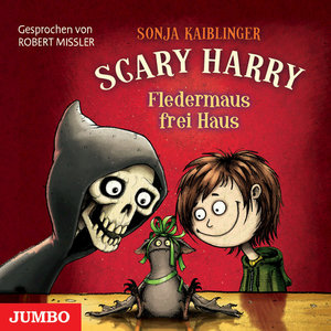 Scary Harry. Fledermaus frei Haus
